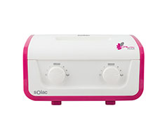 "Solac Wax Epilator Variable Temperature Control Plastic Pink Heat Settings 325W ""Epil Pro Wax"""